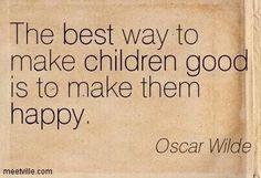 GOOD = HAPPY, HAPPY = GOOD