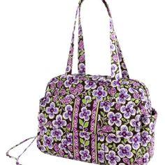 Vera Bradley baby bag:)