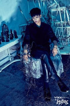 More #VIXX #HADES teaser picture's - #N