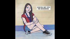 Digital Art Tips for Beginners Art Tips, Art Techniques, Digital Art, Tutorials, Cool Stuff, Projects, Log Projects, Blue Prints, Wizards