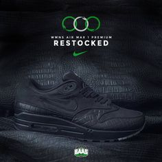 "Nike Wmns Air Max 1 Premium ""Antivenom"" got a RESTOCK!. But still be quick because we almost hit the last sizes!  Link: http://bit.ly/airmax1croc  #Sneakerbaas #Baasbovenbaas #Am1 #Antivenom #Restock"