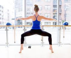 """Editor Tested: Raise the """"Barre"""" on Your Regular Workout with barre3! #InStyle"""