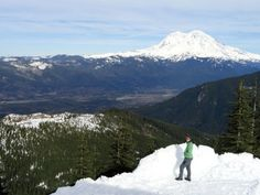A hike for every month in Washington state.