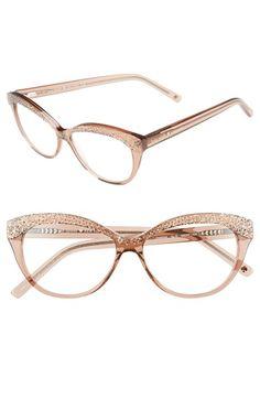 kate spade new york 'zabrina' 52mm reading glasses | Nordstrom