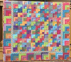 My Mini Kaffe Handkerchief Corners Quilt by NonnaZac on Etsy