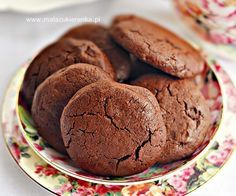 Ciastka podwójnie czekoladowe - Kuchnia - WP.PL