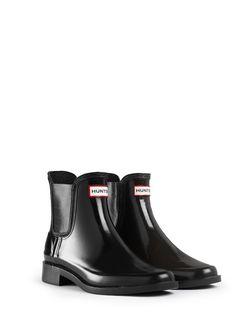 Hunter Original Two-Tone Chelsea Rain Boot   Urban outfitters ...