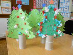 Árvores decorativas