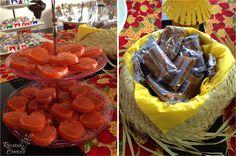 Receber e Celebrar: Recebendo em casa com festa junina