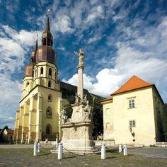 Church of St. Nicholas in Trnava