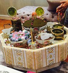 bridal henna ceremony morocco