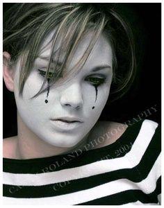 classic mime makeup - Google Search | Halloween fun | Pinterest ...