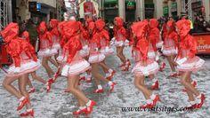 Rua Infantil Sitges Carnaval 2013