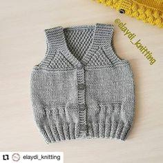 Saco sin mangas tejido a dos agujas Boho, Knitting, Sweaters, Women, Fashion, Crochet Baby Dresses, Sleeveless Sweaters, Headscarves, Moda