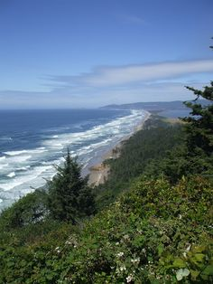 Oregon Coast near Tillamook we visited the cheese factory located here.