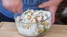 Potato Salad, Grilling, Salads, Potatoes, Ethnic Recipes, Youtube, Food, Pets, Food Dinners