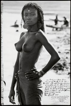 Beautiful El Molo girl.