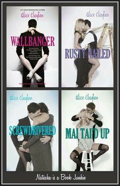 Alice Clayton-these really are more than just smit. They are super cute fun reads.