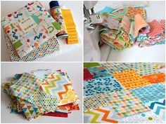 Quilt Patchworkdecke makini 10