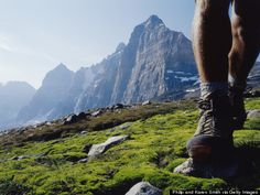 """In every walk with nature, one receives far more than he seeks."" --John Muir #hiking #quotes"