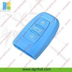 silicone key cover for car keys for audi Q7