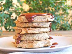 Pancakes di Grano Saraceno con Crema Dolce | Dolce Senza Zucchero