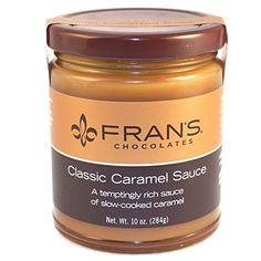 Fran's Caramel Sauce, 11 oz Fran's Chocolates