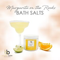 Margarita on the Rocks Collection Archives - Handcrafted, small batch luxury skin care for multi-cultural millennial women Margarita On The Rocks, Muscle Tension, Rock Collection, Luxury Bath, Bath Salts, Weapon, Herbalism, Leaves, Fresh