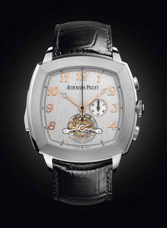 "www.watchtime.com | blog  | Sound Investments: 7 New Chiming Watches | minute audemars #audemardpiguet - a ""beauty"""