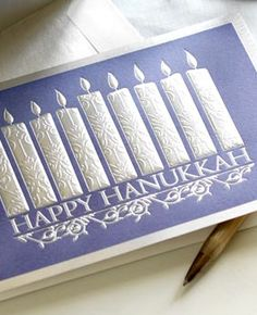 Hallmark Note Starters: What to write in your Hanukkah cards