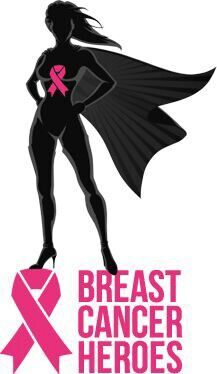 My mom is my hero and a breast cancer survivor