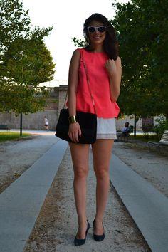 #neon #lookoftheday #milan #italy #park #tan