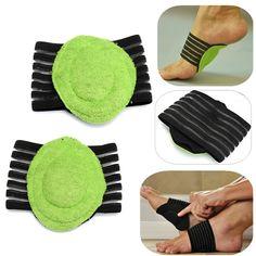 Pies equipo de protección soporte para el arco alivio del dolor arcos cojín plantar del talón de baloncesto de fútbol
