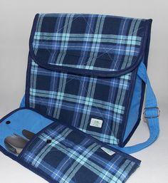 Conjunto Masculino de Lancheira + Porta Talheres Diaper Bag, Sewing Projects, Backpacks, Handbags, Quilts, Fun, General Goods, Lunch Box Cooler, Man Stuff