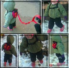 Рюкзак-поводок Aliexpress Baby harness keeper cartoon kids backpacks animals Daysack, Ladybug Kids, strap bags, Anti-lost Walking Wings Dropshipping фото