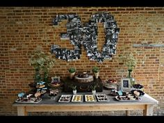 Dicas de decoração da festa(surpresa) de 30 anos do meu marido - YouTube
