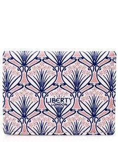 Liberty London Blush Liberty London Travel Card Holder