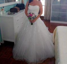 ¡Nuevo vestido publicado!  PRONOVIAS COLECCIÓN mod. Barroco ¡por sólo 975€! ¡Ahorra un 50%!   http://www.weddalia.com/es/tienda-vender-vestido-novia/pronovias-coleccion-mod-barroco/ #VestidosDeNovia vía www.weddalia.com/es