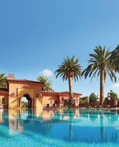 Four shimmering pools beckon at The Grand Del Mar, one of our all-time favorite SoCal resorts. Stellar golf, a lavish spa, and six sublime on-site restaurants seal the deal. #spon