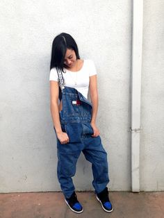 Old school tommy overalls