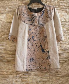 Blouse batik mix