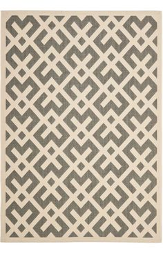 Rug USA's Courtyard (indoor/outdoor) rugs are well priced with good reviews