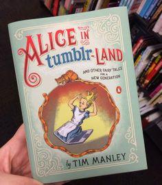 Social Media Humor | Alice in Tumblr - Land | Rosa Golijan - Google+ | #tumblr #funny
