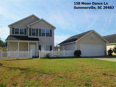 Enjoy easy care living in this Summerville SC Home for sale! #SummervilleSCHomeForSale #JanetKuehn #SouthernBreezesRealEstate