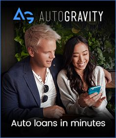 Car shopping? Get up to four great loan or lease offers - in minutes. Don't leave home without your financing - with AutoGravity.