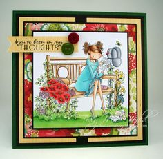 Happy Mail by TracyMac - Cards and Paper Crafts at Splitcoaststampers
