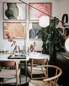 8 Artsy rooms that w