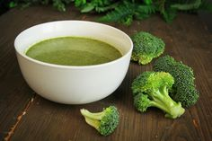 Basic Broccoli Purée