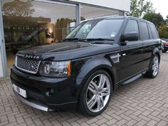 For the daily drive - Range Rover Sport Autobiography