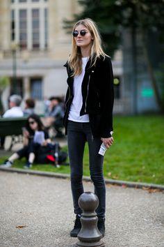 "fashion-clue: "" www.fashionclue.net | Fashion Tumblr, Street Wear & Outfits """
